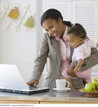 baby vs working?